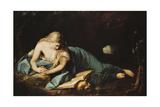 Saint Mary Magdalen Giclée-Druck von Anton Graff