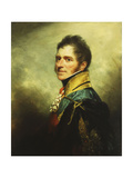 Portrait of William Henry Paget Marquess of Anglesey, Half Length Giclee Print by Sir William Beechey