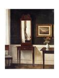 An Interior Gicléetryck av Carl Holsoe