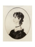 Anne Bronte (1820-1849), English Novelist and Poet Giclee Print by Charlotte Bronte