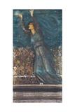 Espoir Reproduction procédé giclée par Edward Burne-Jones