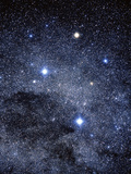 The Constellation of the Southern Cross Photographic Print by Luke Dodd