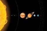 Solar System Planets, Artwork Photographic Print by Gary Gastrolab