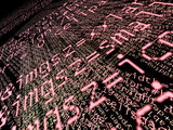 Internet Computer Code Reproduction photographique par Christian Darkin