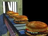 Burger Factory, Artwork Reproduction photographique par Christian Darkin