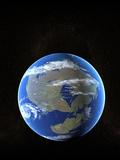 Future Earth Reproduction photographique par Christian Darkin