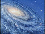 Artwork of the Milky Way, Our Galaxy Fotografie-Druck von Chris Butler