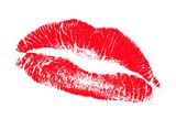 Lèvres Reproduction photographique par Victor De Schwanberg