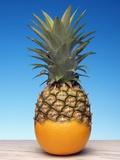 Genetically Modified Fruit Hybrid Reproduction photographique par Victor De Schwanberg