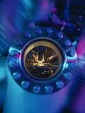 Mass Spectrometer Fotografisk tryk af Tek Image