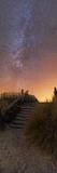 Stars In a Night Sky Fotografisk tryk af Laurent Laveder