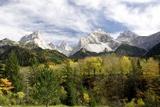 Vercors Mountains, France Fotoprint van Bob Gibbons