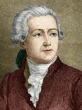 Antoine Lavoisier, French Chemist Fotografisk tryk af Sheila Terry