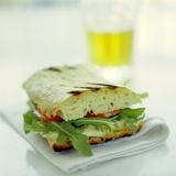 Toasted Cheese Sandwich Valokuvavedos tekijänä David Munns