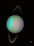 Uranus Premium-Fotodruck