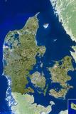 Danmark Fotoprint av  PLANETOBSERVER