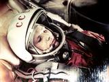 Yuri Gagarin Onboard Vostok 1 Photographic Print by Ria Novosti