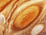 Jupiter's Great Red Spot Photographic Print