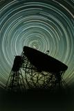 Jodrell Bank Radio Telescope Fotografie-Druck von David Parker