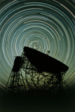 Jodrell Bank Radio Telescope Photographic Print by David Parker