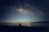 Milky Way Photographic Print by Magrath Photography