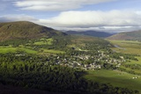 Braemar Village, Scotland, UK Photographic Print by Duncan Shaw