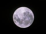 Luna llena SPAC047 Lámina fotográfica por John Sanford