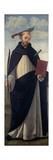 Saint Peter Martyr Giclée-tryk af Vittore Carpaccio