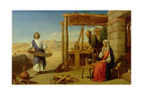 Our Saviour Subject to His Parents at Nazareth, 1847-56 Giclee Print by John Rogers Herbert