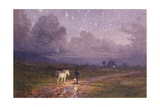 Langdale: the Lake District Giclee Print by Cuthbert Rigby