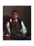 The Black Boy, 1844 Giclee Print by William Lindsay Windus
