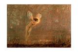 Iris, 1886 Lámina giclée por John Atkinson Grimshaw
