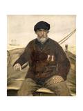 The Father Alcazia Giclee Print by Jean Francois Raffaelli