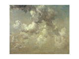 Study of Clouds Giclee Print by John Constable