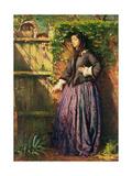 Broken Vows, 1857 Giclee Print by Philip Hermogenes Calderon