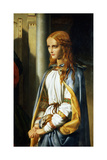 Cordelia Disinherited, 1850 Giclee Print by John Rogers Herbert