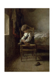 Alone Giclee Print by Theophile Emmanuel Duverger