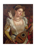 Bianca Giclee Print by William Holman Hunt