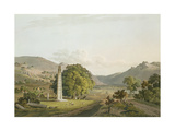 The Obelisk at Axum, Engraved by Daniel Havell (1785-1826) 1809 Giclee Print by Henry Salt