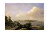 View of Yaroslavl, Russia, 1860 Giclee Print by Nikanor Grigor'evich Chernetsov