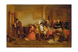 The Will Found Giclee Print by George Smith