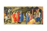 The Adoration of the Magi, C.1408 Giclée-tryk af Gherardo Starnina