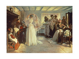 The Wedding Morning, 1892 Giclee Print by John Henry Frederick Bacon