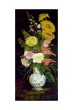 Vase of Flowers, 1886 Giclee Print by Vincent van Gogh