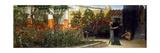 Corner of a Roman Garden, 1878 Giclee Print by Sir Lawrence Alma-Tadema