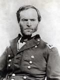 General William Tecumseh Sherman (1820-91) Reproduction photographique