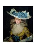 Portrait of Mary Benwell (Fl.1761-1800), C.1785 Giclee Print by John Hoppner