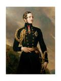 Prince Albert, the Prince Consort (1819-61) Reproduction procédé giclée par Franz Xaver Winterhalter