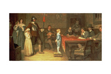 And When Did You Last See Your Father, 1878 Giclee-trykk av William Frederick Yeames