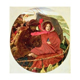 The Last of England, 1860 Giclee Print by Ford Madox Brown